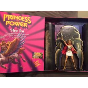 Muñeca Barbie Shera 2016 Heman Amos Universo Nueva En Caja
