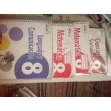 Libros Crea Mundos Lenguaje Matematicas Y Ciencias Sociales
