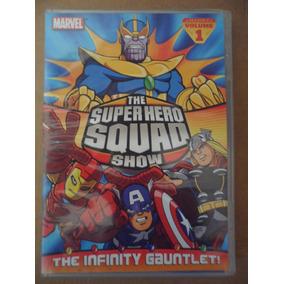The Super Hero Squad Show Infinity Gauntlet Volume 1 Marvel