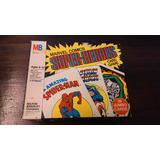 Juego Cartas 1978 Jumbo Super Heroes Milton Bradley Unico !