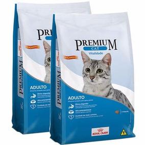 Ração Royal Canin Premium Vitalidade Gatos 10 Kg +brinde