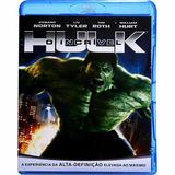 Blu Ray - O Incrível Hulk (lacrado) - Marvel