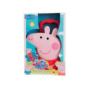 Maleta De Cabeleireiro Peppa Pig- Multikids #