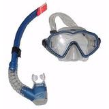 Ecology Set De Careta Y Snorkel Mod Marlin Ref 12803