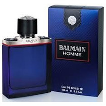 Perfume Balmain Homme Pierre Balmain 100ml Edt - Lacrado