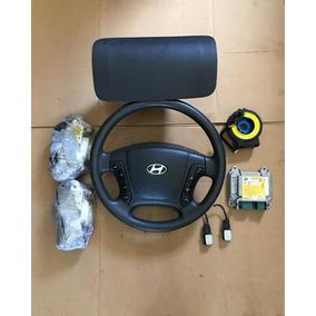 Kit Airbag Santa Fé 2008/2012 Completo