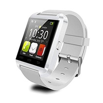 Smart Watch Ios Android Touch Screen Mp3 Jpg Reloj Blanco
