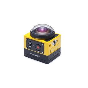 Camara Deportiva Kodak Action Pixpro 360 Sp360 16mp Full Hd