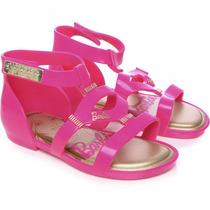 Sandália Infantil Grendene Barbie 21342 - Tucca Calçados