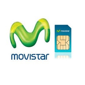 Chip Movistar Gps