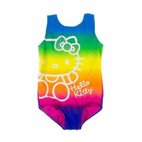 Ropa De Baño Y Bikini Hello Kitty Originales Import D Usa