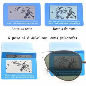 153182a96dd4b Cartao De Teste Verso Azul - Óculos no Mercado Livre Brasil