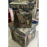 Caixas De Madeira New York