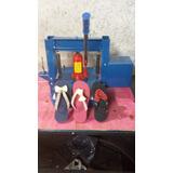 Máquina De Fabricar Chinelos De Corte Duplo, Ganhe $$$$