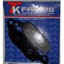 Kit Pastilha De Freio Completo Suzuki Bandit 600 Ano 00 A 05