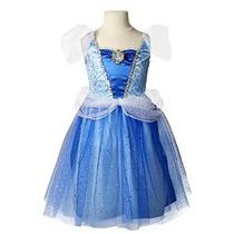 Disney Princess Claves Para La Cenicienta Vestido Unido
