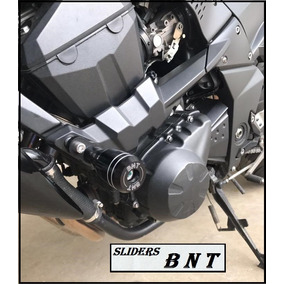 Slider Bnt Dianteiro Para Kawasaki Z 750 E Z 800 Lançamento!