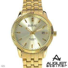 Reloj Original August Steiner Nuevo 02249822
