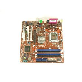 Placa Mãe Itautec St 4342 775 Ddr1 + Processador Pentium 4