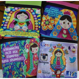 Bolso Cotillón Con Imágenes De Virgencitas 2500bsf C/u