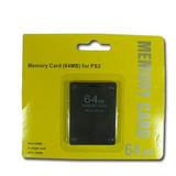 Sib 64 Mb De Tarjeta De Memoria Para Sony Playstation 2