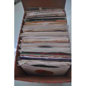 Coleção Com 130 Compactos Anos 70, Pop, Vinil