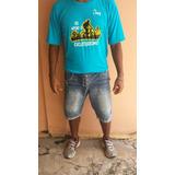 Camiseta Do Cicloturismo - Cuiabá X Manaus Com Filtro Solar