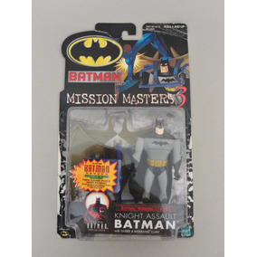The Animated Series Knight Assault Batman Hasbro 1998