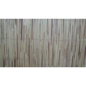 Decoracao De Parede Bambu Bambuzinho Divisoria Teto Biombo