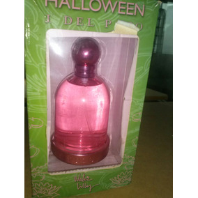Perfume Halloween Water Lilly Original