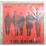 Animals Compacto Vinil Nac Usado A Casa Do Sol Nascente 1964