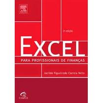 Livos Excel Para Profissionais De Finanças - Manual Prático