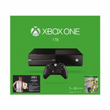 Consola Xbox One 1tb Fifa 17 Envio Gratis