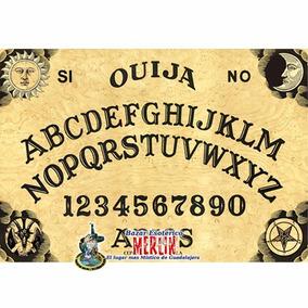 Tabla Ouija - Incluye Libro De Uso, Velas Y Talismán