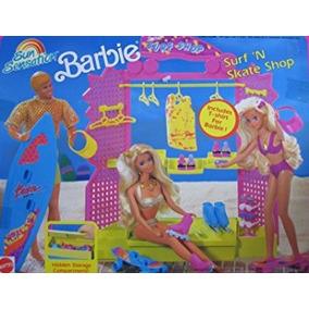 Juguete Sun Sensación De Barbie Surf
