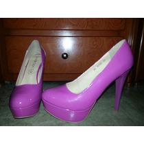 Zapatos Altos Importados