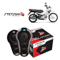 Alarme Moto Presença Partida Stetsom Honda Pop 100 2016