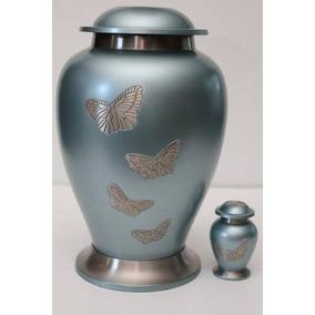 Funeraria Nuevo Mundo Acentos Mariposa Adulta Cremación Urna