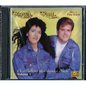 Cd Os Melhores De Rayssa E Ravel Vol 1 Bônus Pb B99