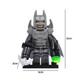 Batman Dc Comics Figura Compatible Lego Vs Superman Armadura