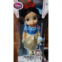 Muñeca Animators Princesa Blanca Nieves Bebé Disney Store