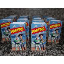 Souvenirs Infantiles Bolsitas Toy Story Personalizadas 30 U