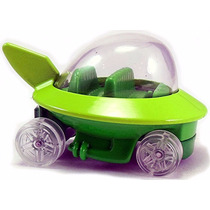 The Jetsons Capsule Car Hw Screen Time Dtx36 Hot Wheels 1:64