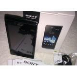 Excelente Android + Sony Xperia J + Como Nuevo!!!
