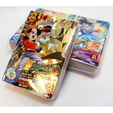 Dragon Ball Heroes Cards Targetas Japonesas Lote Nuevas
