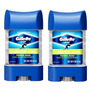 2 Desodorantes Gillette Gel Power Rush 82g 50% Desc Seg Unid