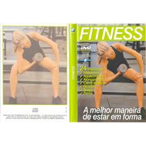 Dvd Lacrado Fitness 24 Exercicios A Melhor Maneira De Estar