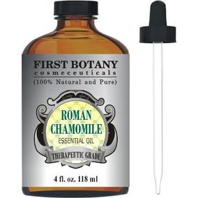 Aceite Esencial De Manzanilla Romana 100% Puro 118 Ml Egipto