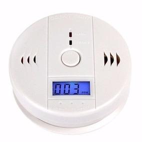 Detector Alarme Fumaça Incêndio Gás Monóxido De Carbono