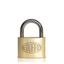 Candado Eduard De Acero 30mm Seguridad Robo Portón Bici Lock